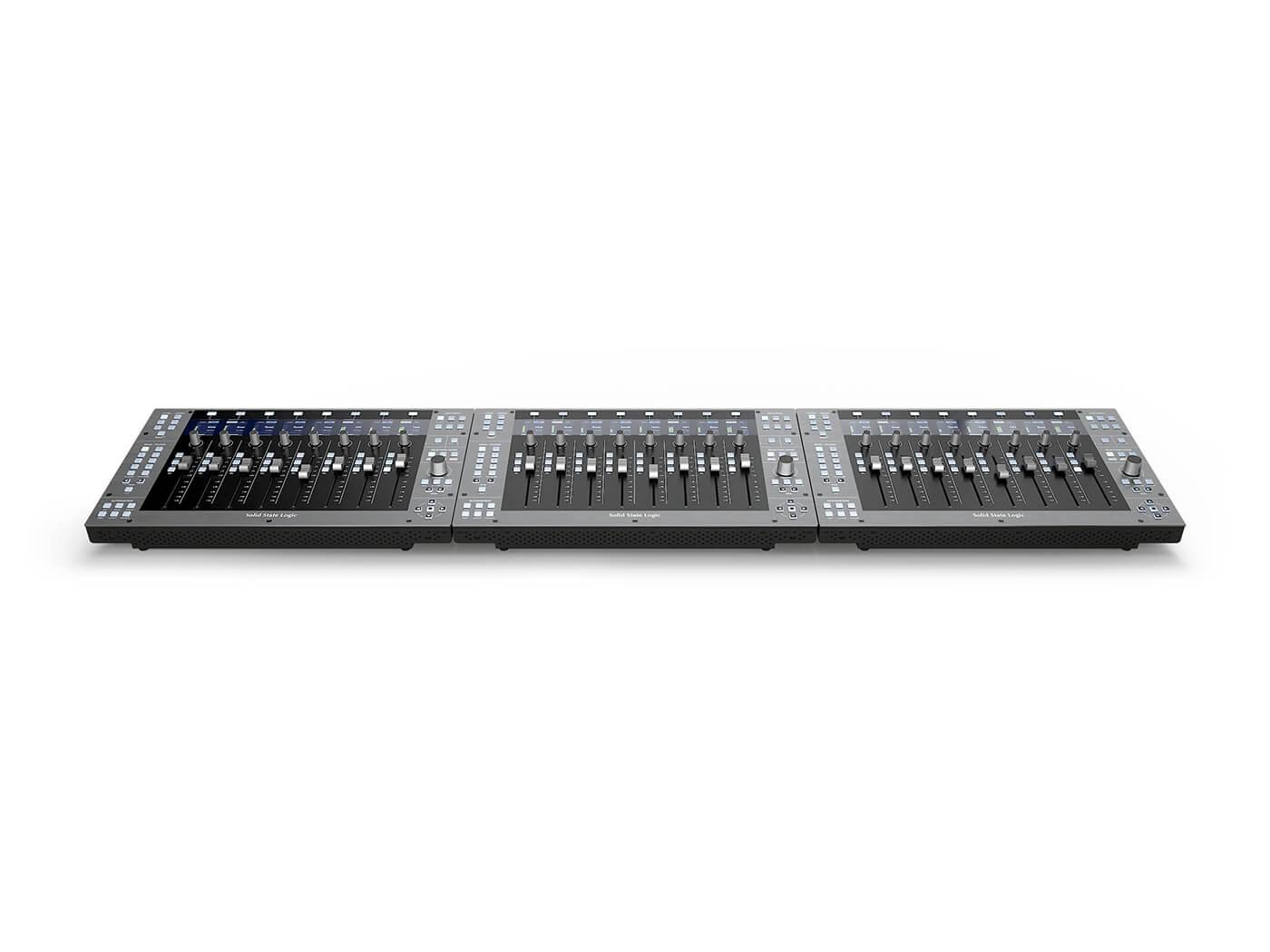 SSL UF8 Studio Controller
