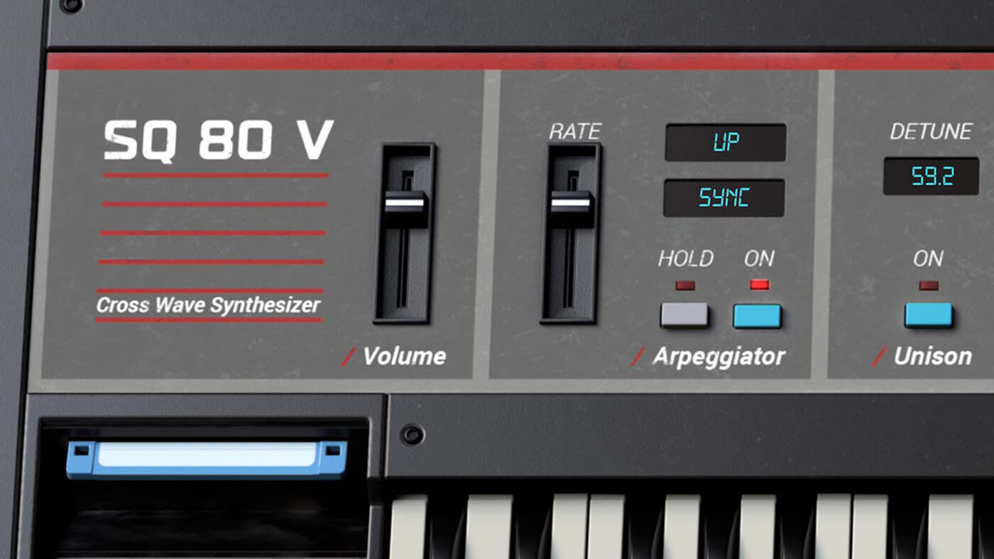 Arturia SQ80 V
