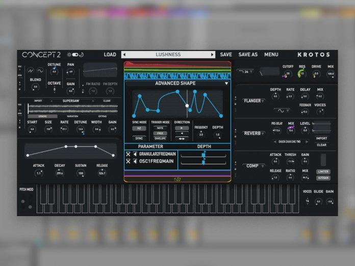 Krotos Audio Concept 2