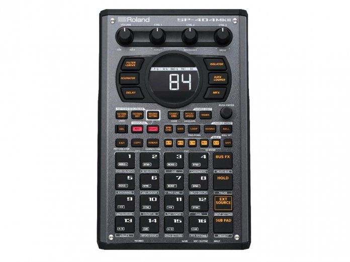 Roland SP-404 MKII from Reddit