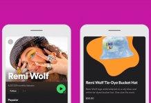 Spotify Merch