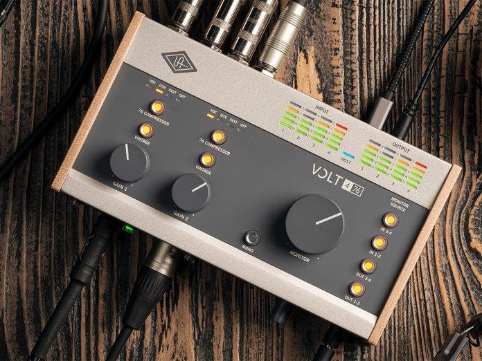 Universal Audio Volt 476